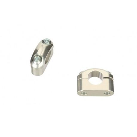 Pontets de guidon ABM double vis diamètre 22,15mm hauteur 20mm