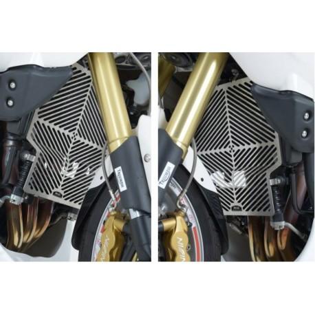 Grille de radiateur Triumph inox R&G Racing Tiger 1050 Sport
