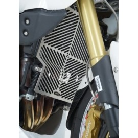 Grille de radiateur Triumph inox R&G Racing