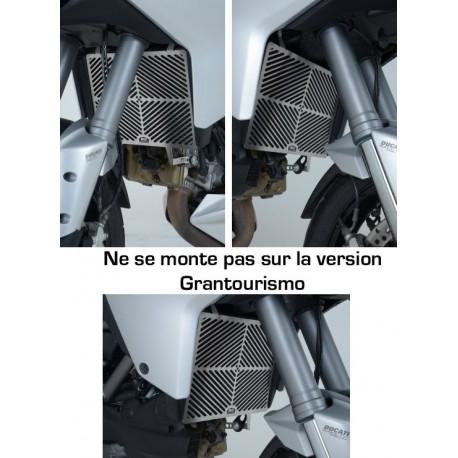 Grille de radiateur Ducati inox R&G Racing Multistrada 1200