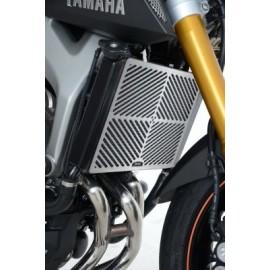 Grille de radiateur Yamaha inox R&G Racing MT09