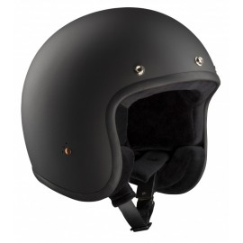 Casque Bandit Helmets Jet noir mat ECE