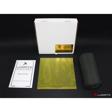 Kit gel pour selle pilote Luimoto