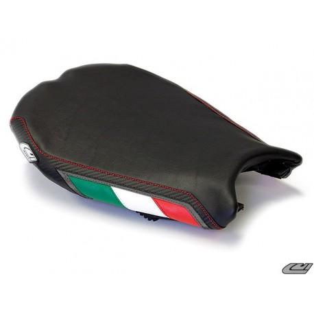 Housse pilote 848 1098 1198 Team Italia cuir 2