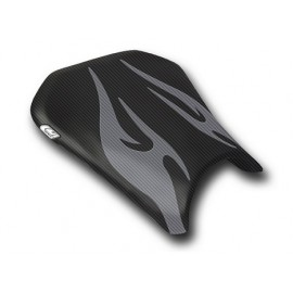 Housse pilote CBR 600 RR 05-06 Flame Carbone