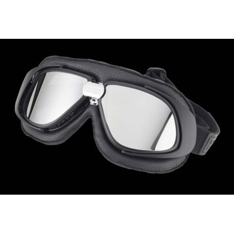 Lunettes Bandit Helmets cuir noir 1