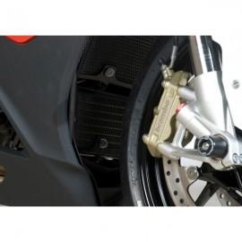 Grille de radiateur d'huile BMW R&G Racing