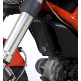 Grille de radiateur d'huile Ducati R&G Racing
