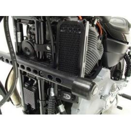 Grille de radiateur d'huile R & G Racing XR1200