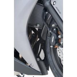 Grille de protection de collecteur Honda R&G Racing