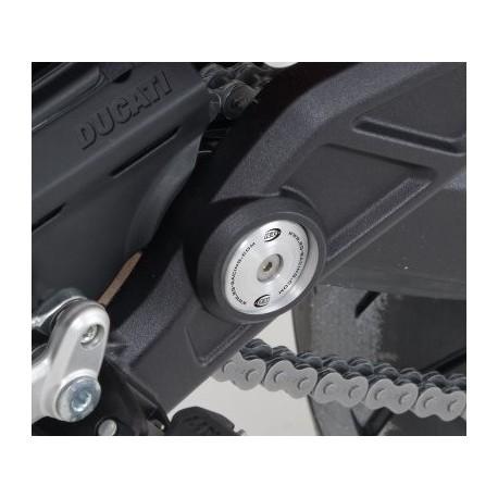 Obturateur ou insert de cadre Ducati R&G Racing