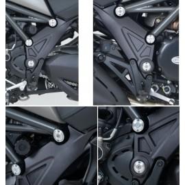 Kit inserts de cadre Ducati R&G Racing