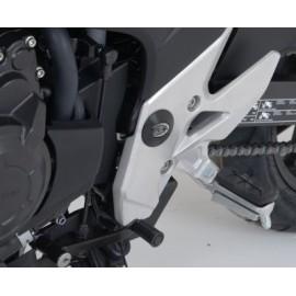 Obturateur ou insert de cadre Honda R&G Racing