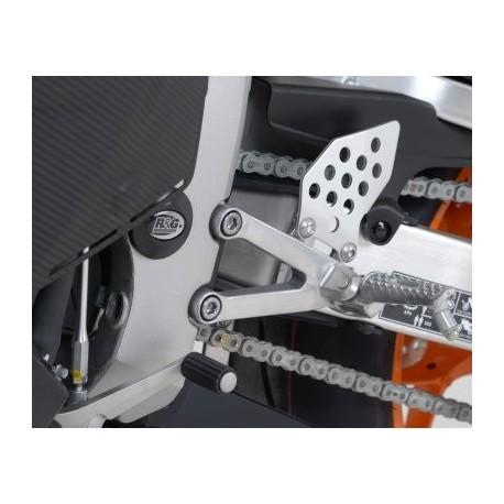 Obturateur ou insert de cadre Honda R&G Racing 2