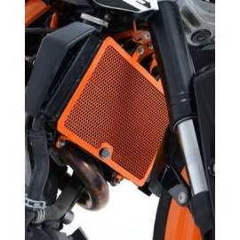 Grille de radiateur KTM orange R&G Racing