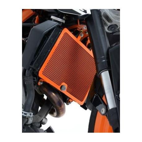 Grille de radiateur KTM orange R&G Racing