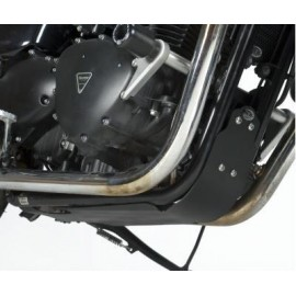 Semelle de protection Triumph R&G Racing