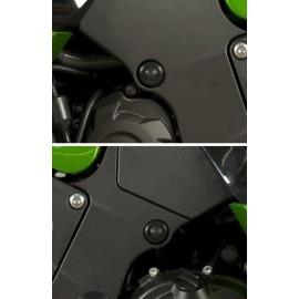 Kit inserts de cadre Kawasaki R&G Racing