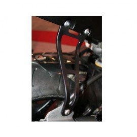 Supports de silencieux R & G Racing double Honda