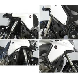 Protections latérales R & G Racing Honda