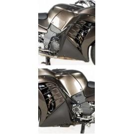 Protections latérales R & G Racing Kawasaki