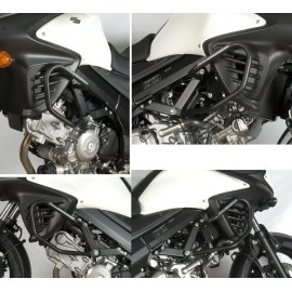 Protections latérales Suzuki R&G Racing