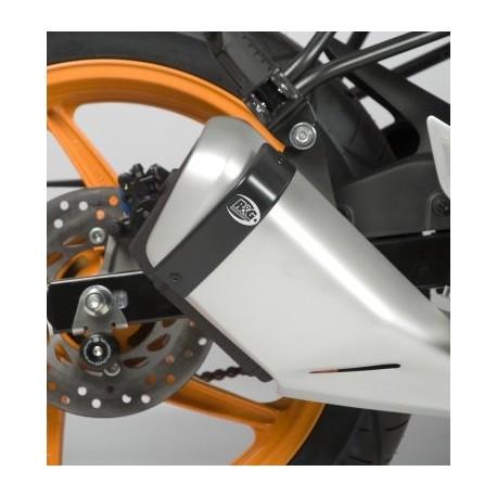 Protection de silencieux Honda R&G Racing