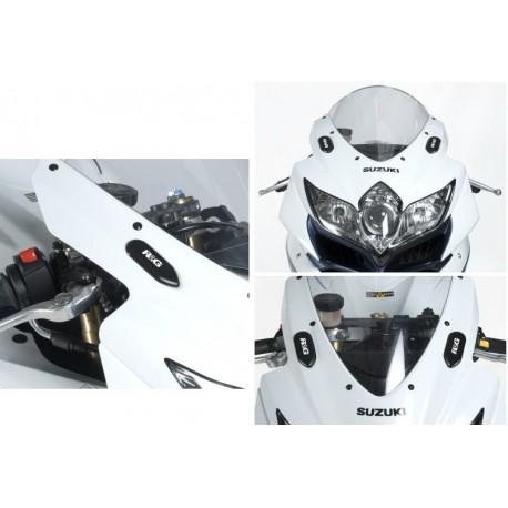 Obturateurs de rétroviseurs R&G Racing Suzuki