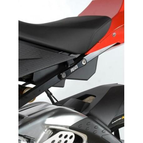 Obturateurs de reposes pieds arrière R&G Racing BMW 1