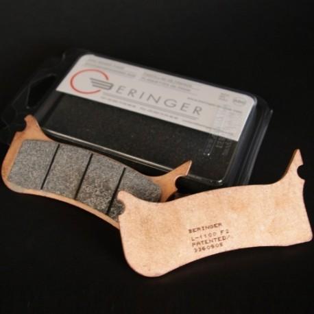 Plaquettes de frein Beringer 1100F2