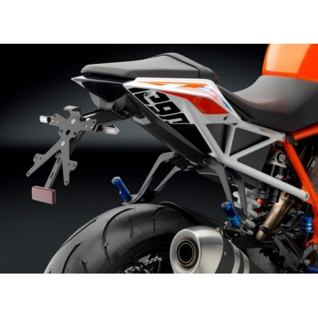 Support de plaque Rizoma KTM Superduke R 1