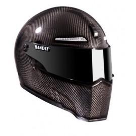 Casque Bandit Helmets Alien 2 Carbone