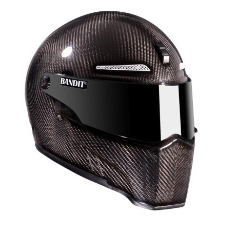 casque bandit helmets alien 2 carbone de bandit helmets. Black Bedroom Furniture Sets. Home Design Ideas