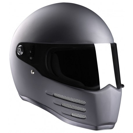 Casques Bandit Helmets Figther noir mat