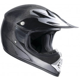 Casque Bandit Helmets MX2 Carbone