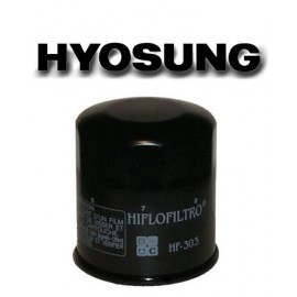 Filtres à huile Hyosung type origine