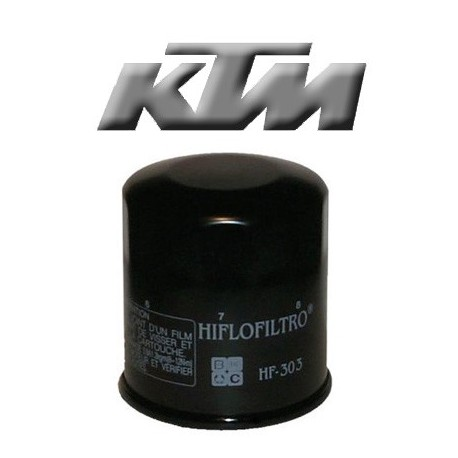 Filtres à huile KTM type origine