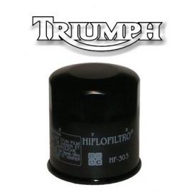 Filtre à huile Triumph type origine