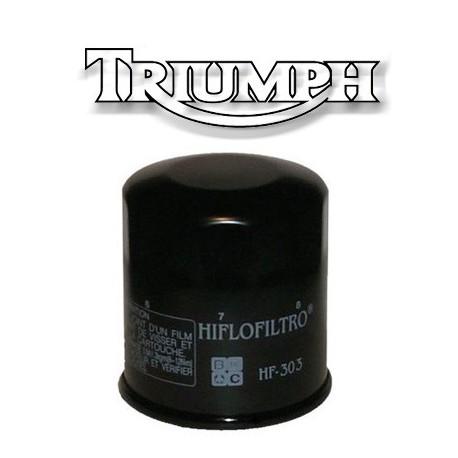 Filtres à huile Triumph type origine