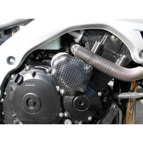 Protections de carter d'allumage/pompe à eau carbone 2