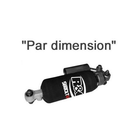 Protections d'amortisseurs R&G Racing par tailles 3