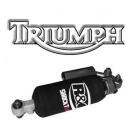 Protection d'amortisseur Triumph R&G Racing