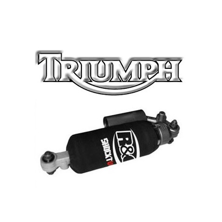 Protections d'amortisseur Triumph R & G Racing 2