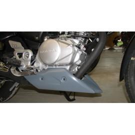 Sabot moteur Honda 125 CBF vue de droite