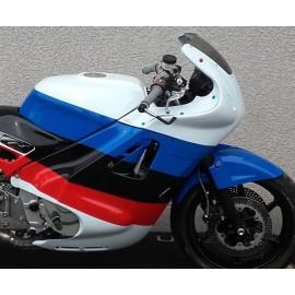Carénage en 3 parties fermé Honda 600 CBR 1988 1990