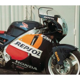 Carénage en 2 parties type RC30 600 CBR 1988 1990