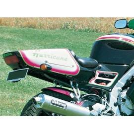 Coque/selle arrière mono bi-place Honda 600 CBR 95-96