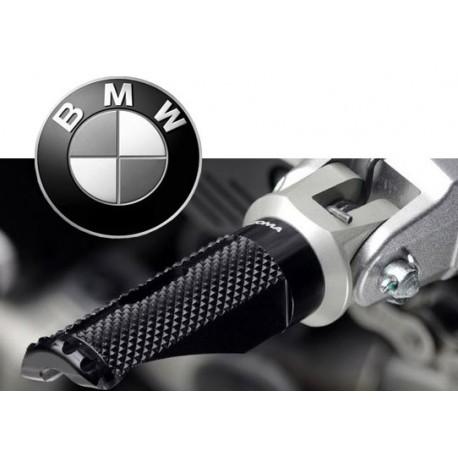 Adaptateurs de reposes pieds Rizoma pilote BMW