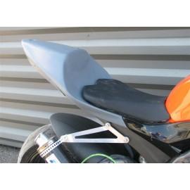 Coque arrière monoplace assise ouverte ZX10R 08-10