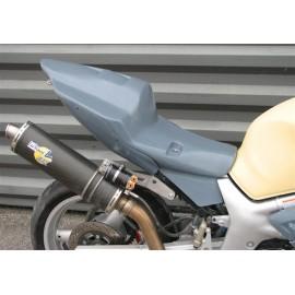 Coque arrière monoplace Racing SV 650 99-02 SVXR